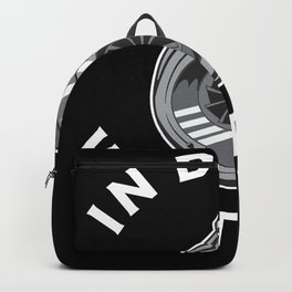 In Boost We Trust JDM Tuning Turbo Gift Backpack