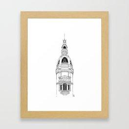 Lieu Unique, Nantes Framed Art Print