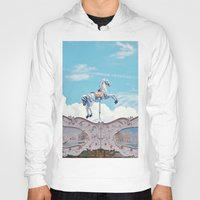 carousel Hoodies featuring carousel by cavernsss