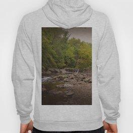 Stormy Waterfall Hoody