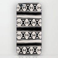 cleveland iPhone & iPod Skins featuring Cleveland 6 by Little Brave Heart Shop