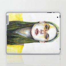 yellow lemongrass Laptop & iPad Skin