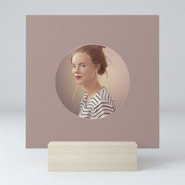 EVA Mini Art Print