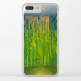 Kryptonic Place / Urban 25-12-16 Clear iPhone Case
