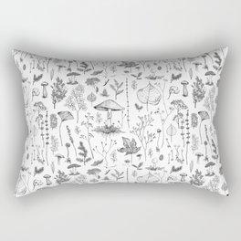 Woodland Walk Rectangular Pillow
