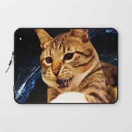 Jump Cat Laptop Sleeve
