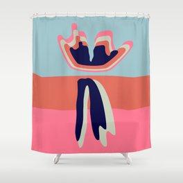 Eletmu Shower Curtain