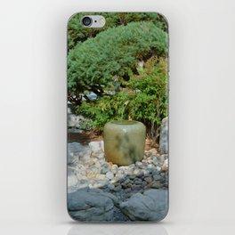 Japanese garden 7 iPhone Skin