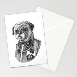Mr. Pug Stationery Cards