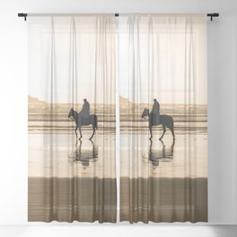 Once Upon A Time Sheer Curtain