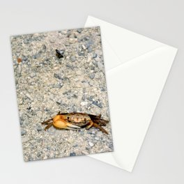 Crab No.4 Stationery Cards