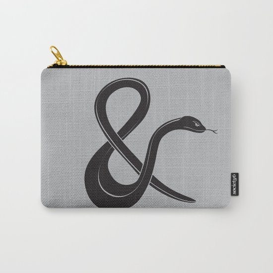ampersssssand Carry-All Pouch