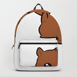I Hate You Cute Person Gift Backpack