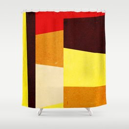 Formas 21 Shower Curtain