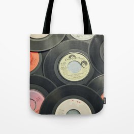 Sounds of the 70s II Tote Bag