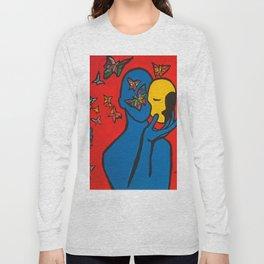 SKIN DEEP  (ORIGINAL SOLD)  #Society6  #decor  #buyart Long Sleeve T-shirt