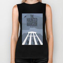 The Haunted Mansion Biker Tank