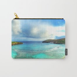 Hanauma Bay Beauty Carry-All Pouch