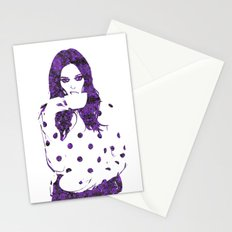 Tea Cup: Coco Rocha Stationery Cards