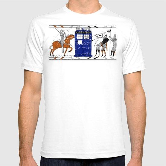 Nocens Lupus (Bad Wolf) T-shirt