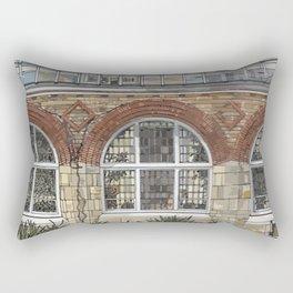 STANDEN2 Rectangular Pillow