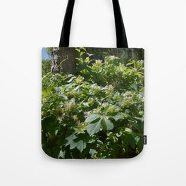 abundant honeysuckle  Tote Bag