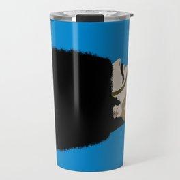Grand mustache Beefeater Travel Mug