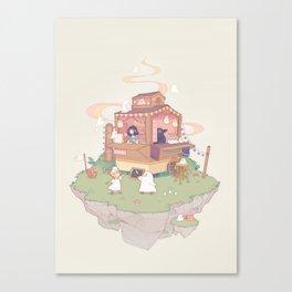 Festival Canvas Print