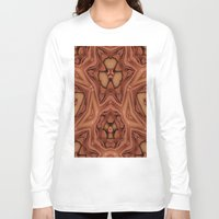 abyss Long Sleeve T-shirts featuring Abyss by RingWaveArt