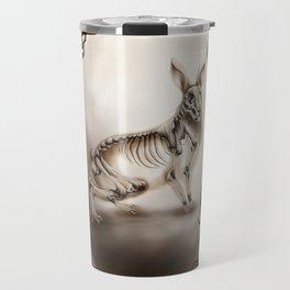 Corvus Cervus Lepus Series - Europaeus Travel Mug