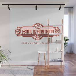 Lentil as Anything - Food, Culture, Community Wall Mural