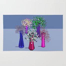 Cascade Flowers Rug