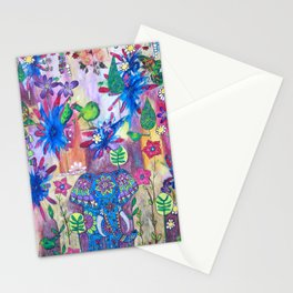 Live Gently Upon This Earth Stationery Cards