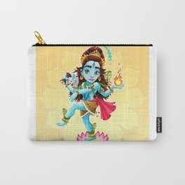 Dance of Shiva Carry-All Pouch
