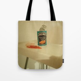 The joy of advertisement Tote Bag