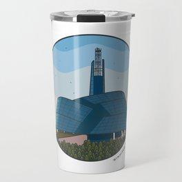 Explore Winnipeg Travel Mug
