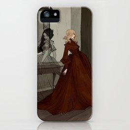 Ligeia iPhone Case
