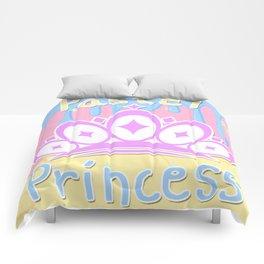 Pastel Princess Comforters