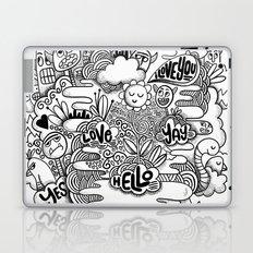 Monster gang Laptop & iPad Skin