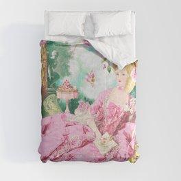 Marie Antoinette Garden Party Comforters