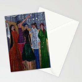 Desert Women Stationery Cards