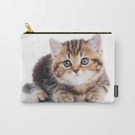 Lonely Kitten Carry-All Pouch