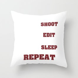 What's your everyday routine? Go get this awesome tee design great for telling your priorities!  Throw Pillow