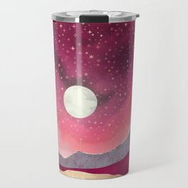 Scarlet Night Travel Mug