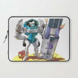 Bomb Disposal Tailgate Laptop Sleeve