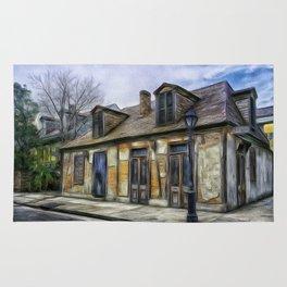 The Old Blacksmith Shop Rug
