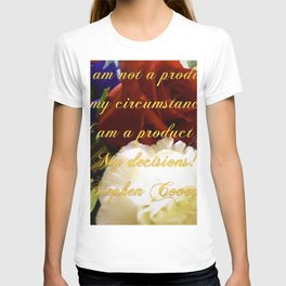 Flowering Thoughts T-shirt