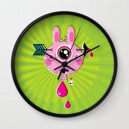 UNLUCKY Wall Clock
