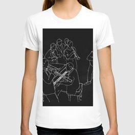 Duke Ellington jazz band T-shirt