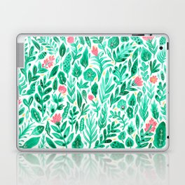June Blooms Laptop & iPad Skin